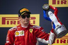 Räikkönen örül, ha meglepheti Minttut egy sapkával, de...