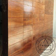 #enproceso Pórtico recubierto en madera de #tzalam. Diseño: Arq. L.Q. #tricasa #woodwork #group #excelenciaencarpinteria