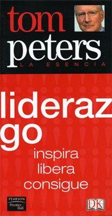 """Resumen con las ideas principales del libro 'Liderazgo', de Tom Peters. Alternativas a la gestión de """"mando y control"""" y al liderazgo """"desde arriba"""". Ver aquí: http://www.leadersummaries.com/resumen/liderazgo"""