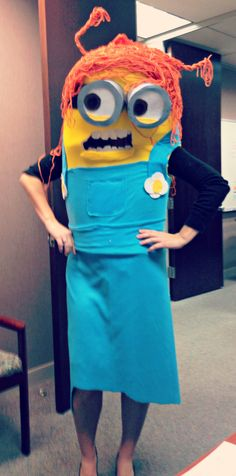 Minion submitted by Lauren Hoffman