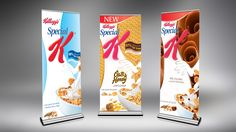 Kellogg's Special K Fat Free- Roll-up - Big Idea Branding & Advertising, Beirut, Lebanon