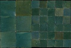 Emery & cie - Tiles - Zelliges - Colours - Page 48, this is my favourite but perhaps too dark what do you think?