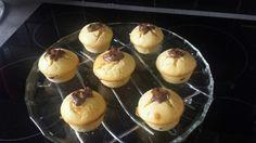 """750g vous propose la recette """"Muffin au Nutella"""" notée 4.2/5 par 430 votants."""