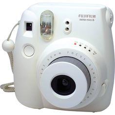 Fuji Instax Mini 8 Camera White Instant Fujifilm Photo Picture 10 Film Lens for sale online Instax Mini 8 Camera, Fuji Instax Mini 8, Fujifilm Instax Mini 8, Polaroid Instax, Polaroid Cameras, Fuji Instant Film, Instant Film Camera, Camara Fujifilm, Camera Photos