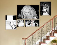 Splits, Clusters & Wall Collages | Canvas Gallery Wraps, ThinWraps, MetalPrints — Bay Photo Lab