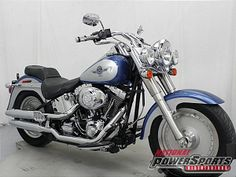 2005 Harley-Davidson� FLSTF/I Fat Boy�
