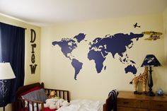 The Big Kid's Airplane Room!