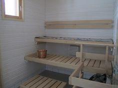 Kuulasta ja kepeää: Valkea sauna