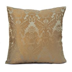 """Handmade  pillow cover  Size: 18""""x18"""" Fabric: Silk Blend Visit https://www.etsy.com/shop/SHPillows?ref=l2-shopheader-name to see the rest of our collection. Thank you!!"""