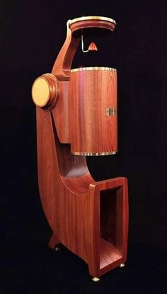 "Kirasmasterrs Hi End speakers - Horn, omnipolar 3D acoustic system ""Phonotron"""