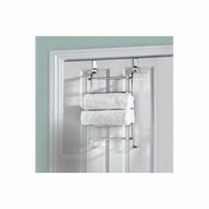 Lovely 5 Tier Over Door Towel Rail   Chrome Plated, At Argos.co.uk
