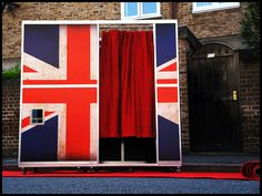 Perfect for those British themed events this summer
