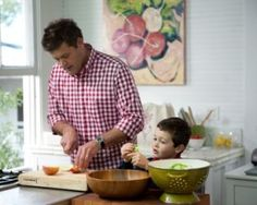 Jamie Deen on how to get kids cooking in the kitchen