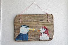 TimpeTe - Der Fischer mit seiner Frau von PiepShow  auf DaWanda.com