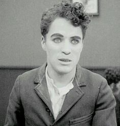 Charles CHAPLIN (1889-1977) X2 ***** #10 AFI Top 25 Male Actors, without the famous moustache