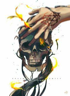 Skull Alchemy