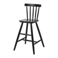 IVAR, 1 sec/storage unit w foldable table - IKEA Ikea Toddler Chair, Ikea Ps, Malm, Tripp Trapp Chair, Chaise Ikea, A Table, Dining Table, Crafts, Black