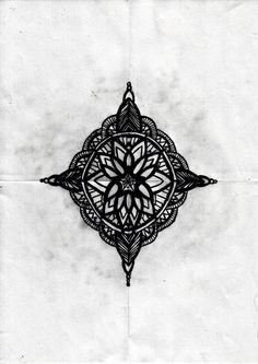 Star Mandala Coverup Design by romancer on DeviantArt