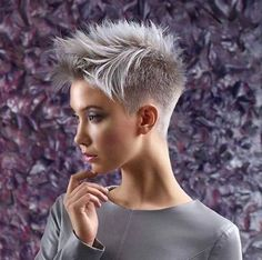 40 Classy Short Haircuts and Hairstyles that Suit Thick Hair - Stylendesigns