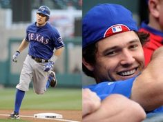 Ian Kinsler @Madelyn Glentz you are forbidden from repinning this as well !)