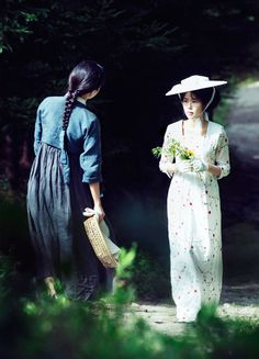 Mademoiselle Film, Series Movies, Movies And Tv Shows, Historical Tv Series, Park Chan Wook, Kim Min Hee, Beautiful Film, Beautiful People, Mysterious Girl
