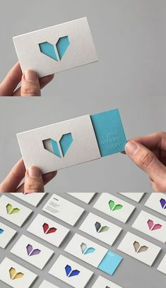Minke – Brand Design by Studio Atipo - visit cards