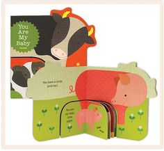 You Are My Baby - Farm: Adorable new board book from @Petit Collage