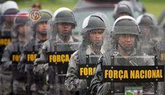Brasil: Força Nacional ficará no RJ e no ES até início de março. O Ministério da Justiça e Segurança Pública autorizou hoje (15) o uso da Força Nacional em