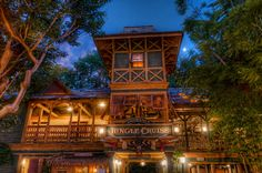 Twilight in the JungleIt's incredible how things take on a different life at twilight. Things that were once so familiar become mysterious as once illumined detail escapes into shadow. The soft warm glow of amber lights shines across fronts and facades as the sky's fading light casts a blue gleam, creating an enchanting scene. Considering how much...Read more here at Tours Departing Daily