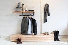 HomeMade Modern DIY EP17 Modern Rustic Mudroom Options