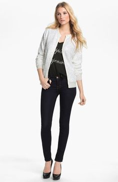 Wildfox Sequin Cardigan available at #Nordstrom