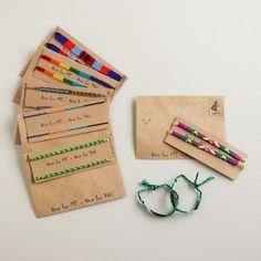 $5 : Braided Friendship Bracelet