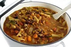 Make Olive Garden's Delicious Pasta Fagioli at Home