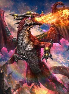 Warcraft drache