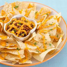 Experience the new Del Monte Philippines site, where you will find inspirations for a better life, from health to relationships, in the kitchen and beyond. Dip Recipes, Light Recipes, Snack Recipes, Cooking Recipes, Snacks, Easy Recipes, Del Monte Recipes, Ground Beef Nachos, Nacho Dip