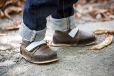 9824d2a6c2034 Chelsea Boots, Barefoot, Handmade Leather, Baby Shoes, Brogue Chelsea  Boots, Kid Shoes
