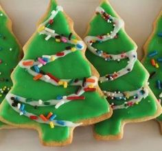 From classic sugar cookies to gingerbread men, these top recipes will sweeten your holiday — and make you the darling of all your cookie swaps. Plus, get more holiday cookie recipes »