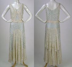 1930s dress. Yes, please.