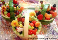 Easter Fruit Ideas  fruitcorpfruithampers.com.au