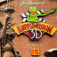 Disney World - Disney's Hollywood Studios - Muppets Show