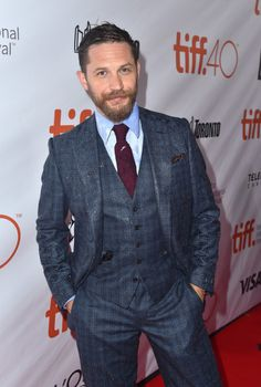 Tom Hardy at TIFF 2015 - Legend premiere - Sept. 12th 2015