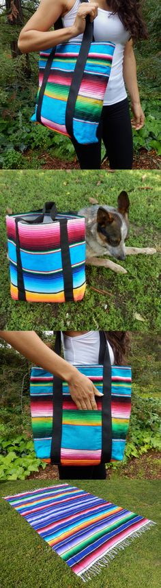 "Spring Sale!  Use code ""BAJA30"" and save 30% off your handmade serape tote bag.  Perfect for Cinco De Mayo and Mothers Day!"
