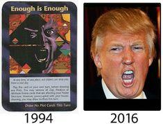 O jogo lançado em 1995 viria a prever muitas das coisas que já aconteceram.   Donald Trump já f...
