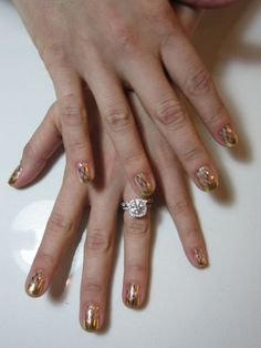 Samantha Mollen Engagement Ring
