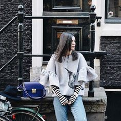 Ioana Ciolacu featuring ready to wear collections for women. Ready To Wear, Fall Winter, Street Style, How To Wear, Shopping, Collection, Tops, Design, Women