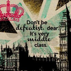 One of my favorite Dowager lines!! :)