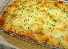 Zapiekanka ziemniaczana z kurczakiem Macaroni And Cheese, Food Porn, Food And Drink, Ethnic Recipes, Diet, Chef Recipes, Cooking, Mac And Cheese, Treats