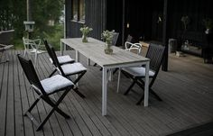 IKEA Melltorp dining table is a great solution for any kind of modern home.