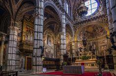 Siena Duomo Interior | da Bob Radlinski