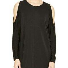 DKNY COLD SHOULDER DRESS VERY SEXY! DARK PEARL ONLY !DKNY DRESS NWT! DKNY Dresses